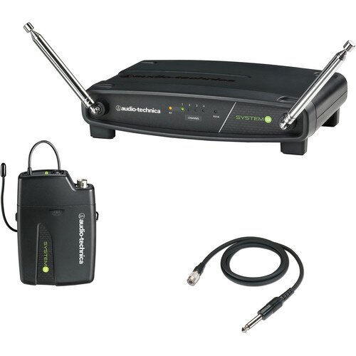 Audio-Technica ATW-901a/G System 9 Frequency-Agile VHF Wireless System