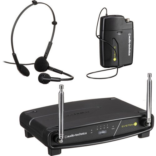 Audio-Technica ATW-901a/H System 9 Frequency-Agile VHF Wireless System