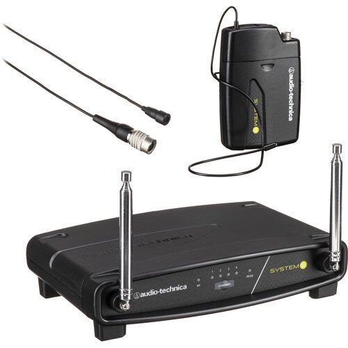Audio-Technica ATW-901a/L System 9 Frequency-Agile VHF Wireless System