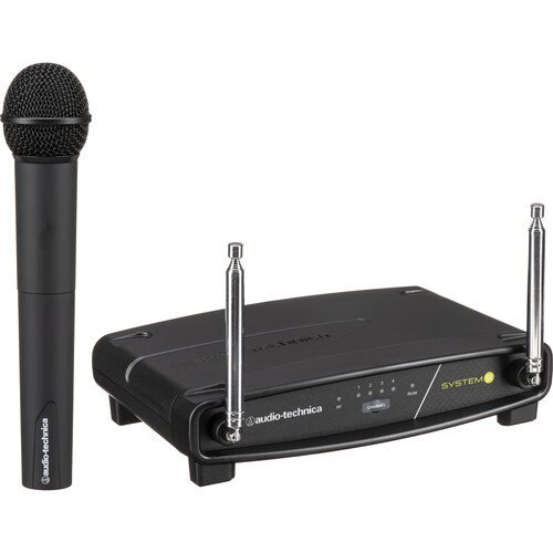 Audio-Technica ATW-902a System 9 Frequency-Agile VHF Wireless System