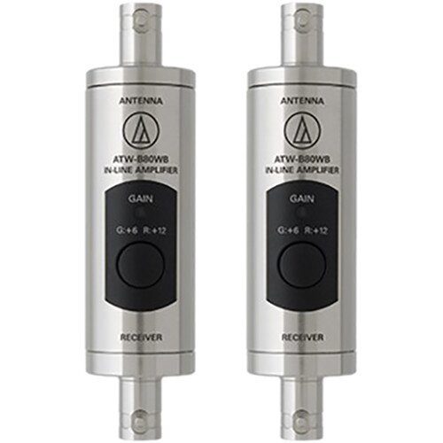 Audio-Technica ATW-B80WB In-Line RF Boosters