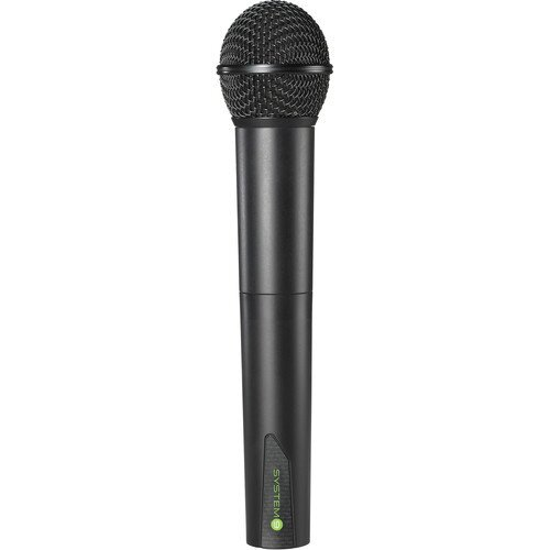 Audio-Technica ATW-T902a System 9 Frequency-Agile VHF Wireless Handheld Transmitter