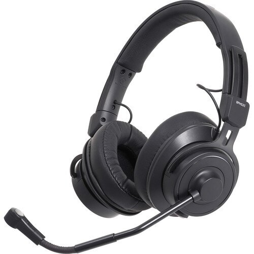 Audio-Technica BPHS2C Broadcast Stereo Headset