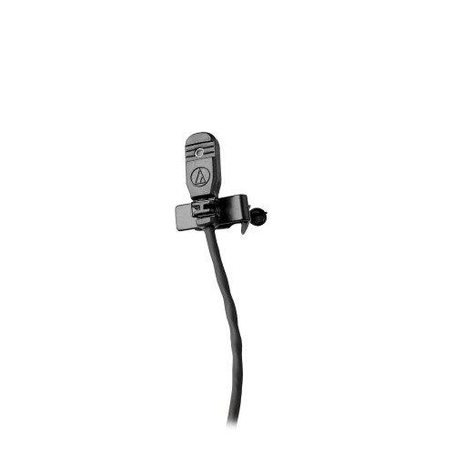Audio-Technica MT830R Omnidirectional Condenser Lavalier Microphone
