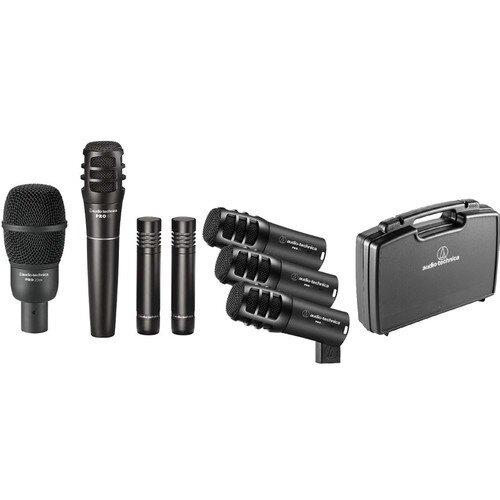 Audio-Technica PRO-DRUM7 Drum Mic Pack