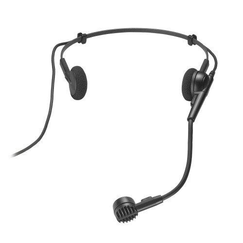 Audio-Technica PRO 8HEcH Hypercardioid Dynamic Headworn Microphone