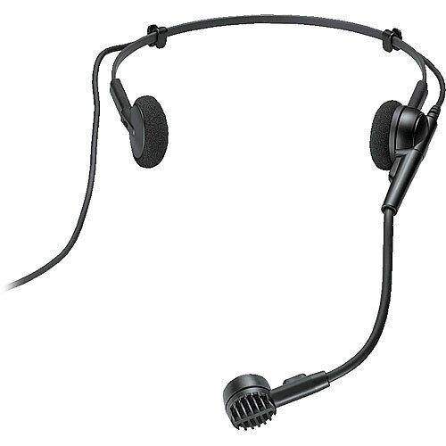 Audio-Technica PRO 8HEmW Hypercardioid Dynamic Headworn Microphone