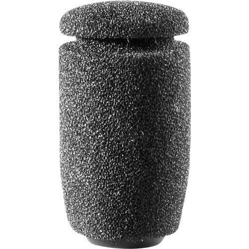 Audio-Technica Small 2-Stage Foam Windscreen - Black