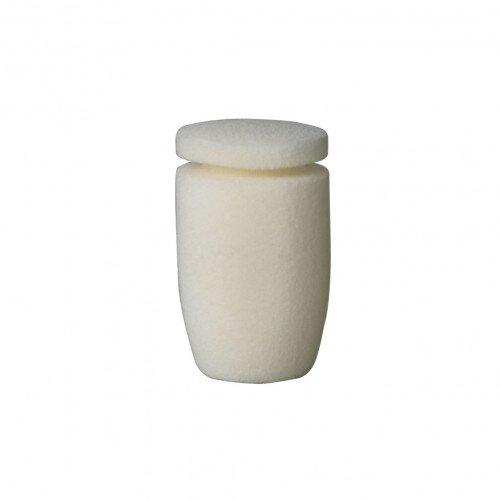 Audio-Technica Two-Stage Foam Windscreen - White