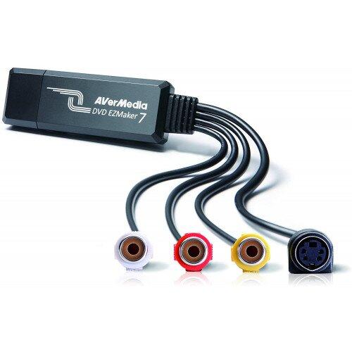 AVerMedia DVD EZMaker 7 USB Video Capture Card