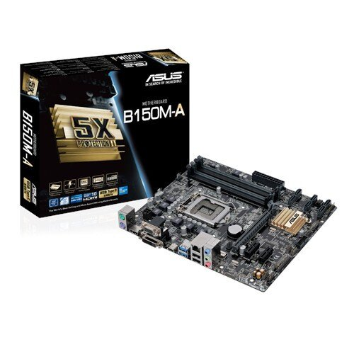 ASUS B150M-A Motherboard
