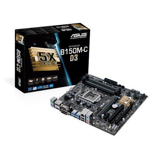ASUS B150M-C D3 Motherboard