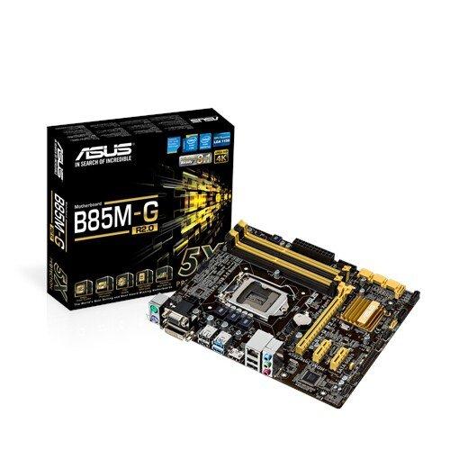 ASUS B85M-G R2.0 Motherboard
