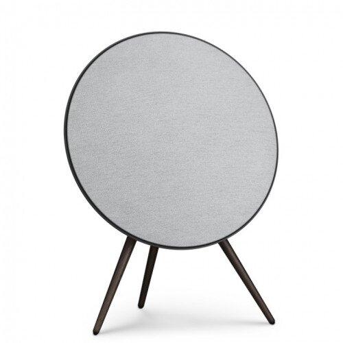 Bang & Olufsen BeoPlay A9 Floorstanding Speaker - Anthracite/Dark Oak