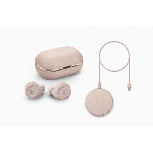 Bang & Olufsen Beoplay E8 2.0 (2nd Gen) with Charging Pad - Limestone