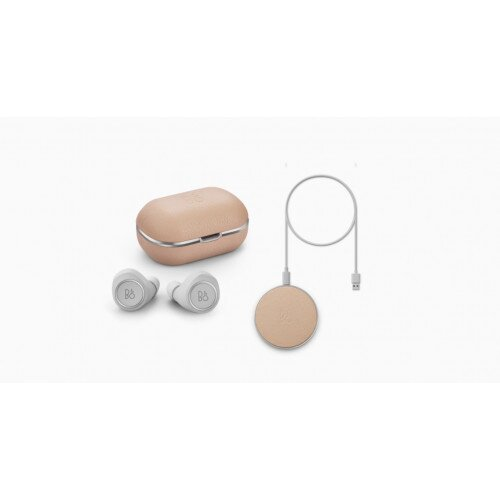 Bang & Olufsen Beoplay E8 2.0 (2nd Gen) with Charging Pad - Natural