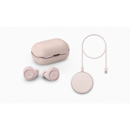 Bang & Olufsen Beoplay E8 2.0 (2nd Gen) with Charging Pad - Pink