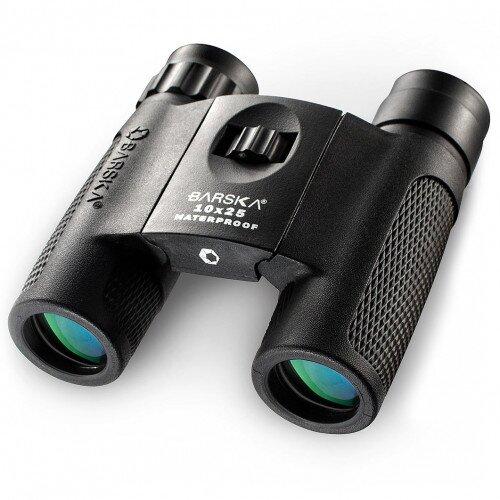 Barska 10x25mm WP Compact Blackhawk Binoculars