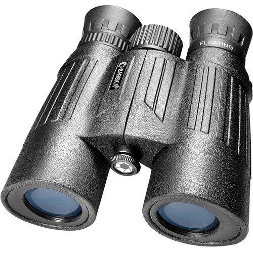 Barska 10x30mm WP Floatmaster Floating Binoculars - Black