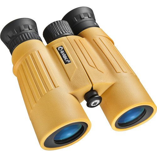 Barska 10x30mm WP Floatmaster Floating Binoculars - Yellow