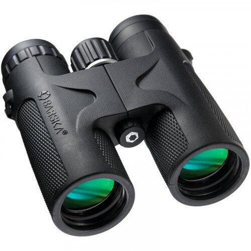 Barska 10x 42mm WP Blackhawk Binoculars - Black