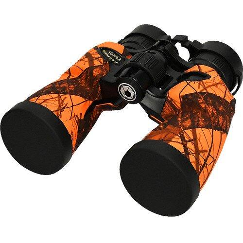 Barska 10x 42mm WP Crossover Mossy Oak Blaze Camo Binoculars