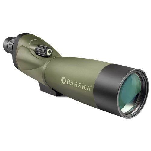 Barska 18-36x50mm WP Blackhawk Spotting Scope Straight