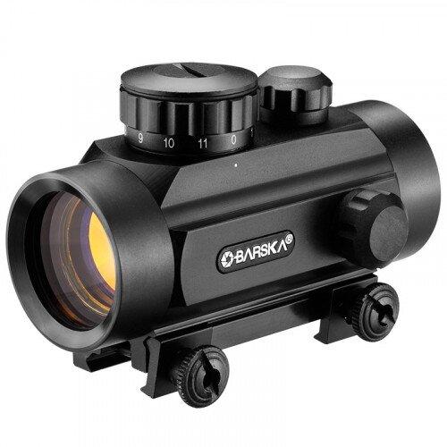Barska 1x 30mm Red Dot Scope - AC10329