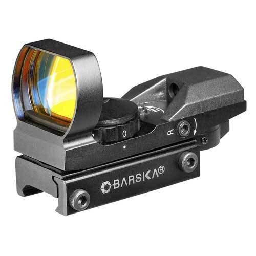Barska 1x Multi-Reticle IR Electro Sight Scope