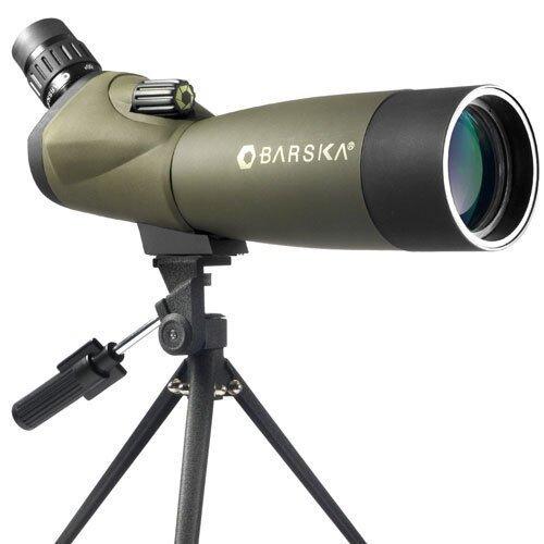 Barska 20-60x60mm WP Blackhawk Spotting Scope Angled - AD11284