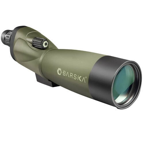 Barska 20-60x60mm WP Blackhawk Spotting Scope Straight - Green
