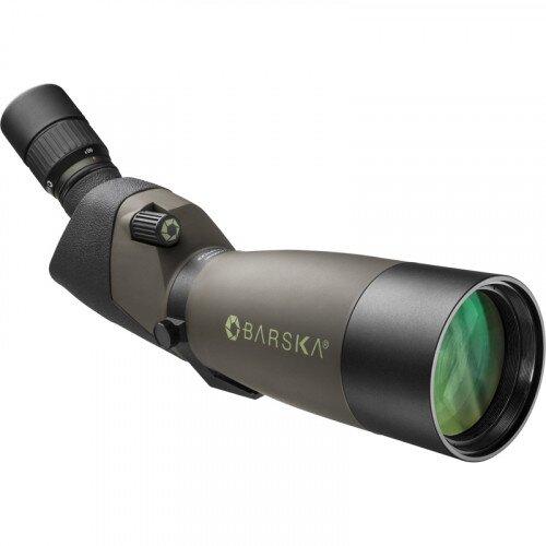 Barska 20-60x80mm WP Blackhawk Spotting Scope Angled