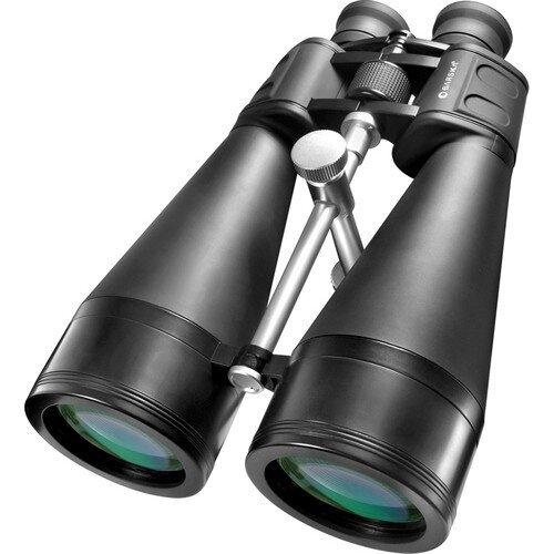Barska 20x80mm X-Trail Binoculars Braced In Tripod Adaptor