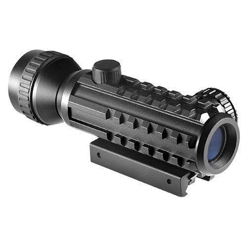 Barska 2x30mm Electro Sight Tactical Multi-Rail Rifle Scope