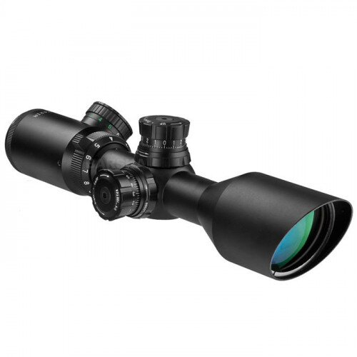 Barska 3-9x42mm IR 2nd Generation Compact Sniper Scope