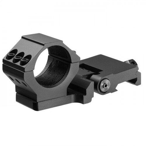 Barska 30mm Adjustable Height Flip-Up Ring