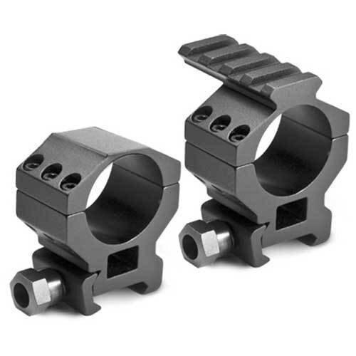 "Barska 30mm Standard Tactical Rings w/ 1"" Inserts"