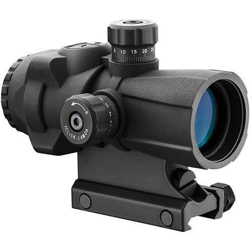 Barska 3x30mm AR-X PRO Prism Scope - Black