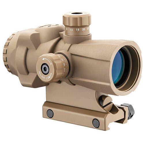 Barska 3x30mm AR-X PRO Prism Scope - Tan/Flat Dark Earth