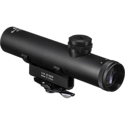 Barska 4x20mm Electro Sight Carry Handle Rifle Scope w/ BDC Turret