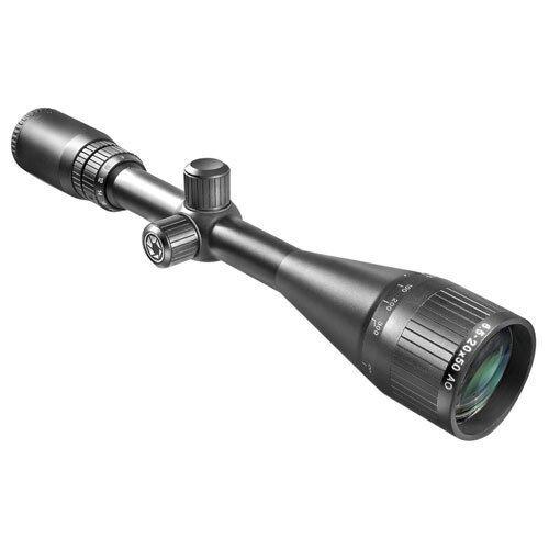 Barska 6.5-20x 50mm AO Varmint Rifle Scope