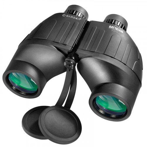 Barska 7x50mm WP Battalion Range Finding Reticle Binoculars