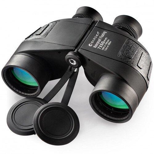 Barska 7x50mm WP Floating Battalion Range Finding Reticle Binoculars