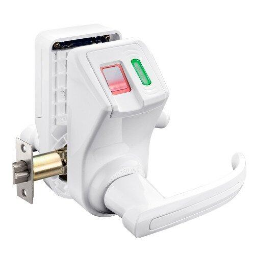 Barska Biometric and RFID Security Door Lock