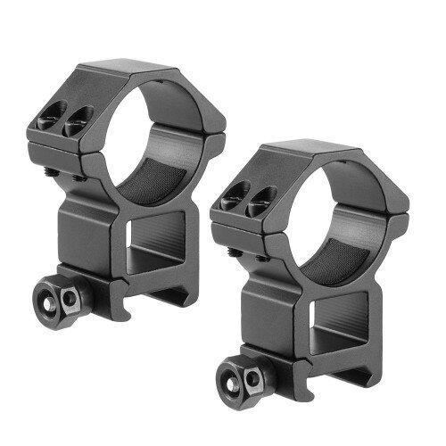Barska High 30mm Weaver Style HQ Rings