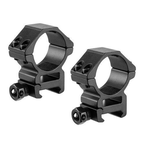 Barska Medium 30mm Weaver Style HQ Rings