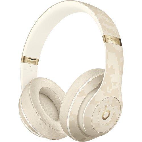 Beats Studio3 Wireless Headphones Beats Camo Collection - Sand