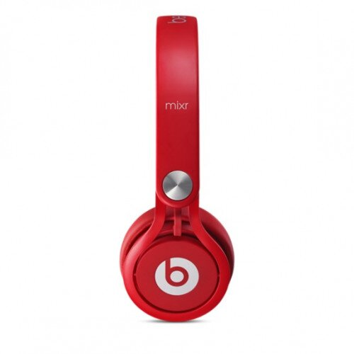 Beats Mixr On-Ear Wired Headphones - Red