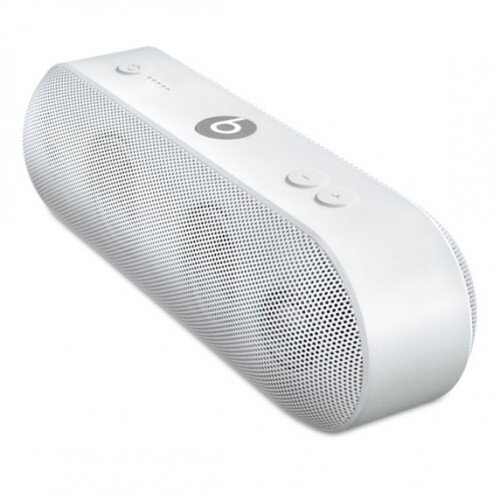 Beats Pill+ Portable Bluetooth Speaker - White