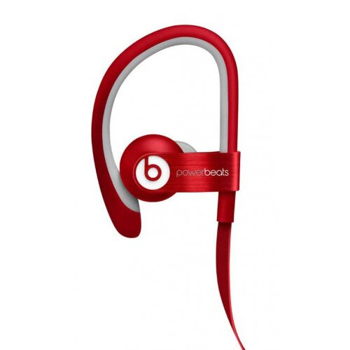 Beats Powerbeats2 In-Ear Wired Headphones - Red